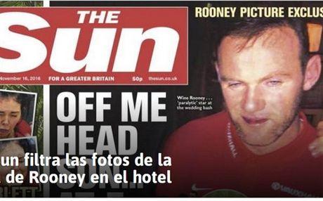 'Rooney uong mot vai coc thi da sao' - Anh 1