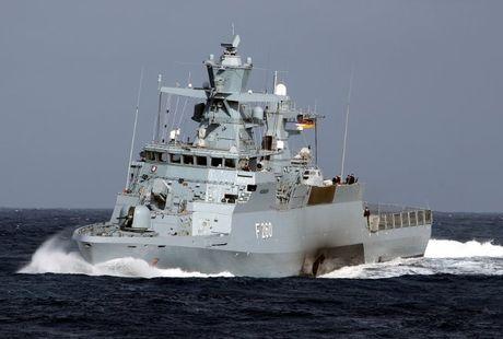 Lo Nga, Duc chieu long NATO mua 5 tau chien K130 - Anh 1