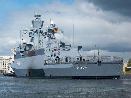 Lo Nga, Duc chieu long NATO mua 5 tau chien K130 - Anh 5