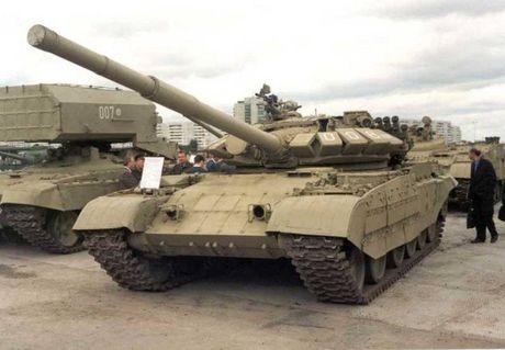 Tai sao xe tang T-55M6 hien dai ma khong ai mua? - Anh 1