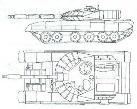 Tai sao xe tang T-55M6 hien dai ma khong ai mua? - Anh 2