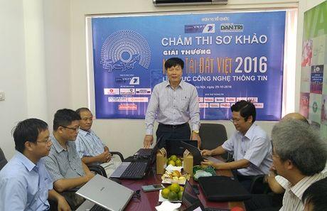 Bat dau di tim quan quan Nhan tai Dat Viet 2016 - Anh 1