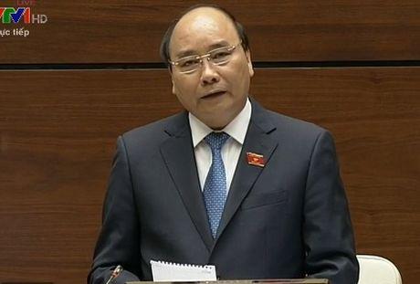 Thu tuong Nguyen Xuan Phuc: 'Chinh phu kien quyet xu ly can bo tham nhung, tieu cuc'! - Anh 1