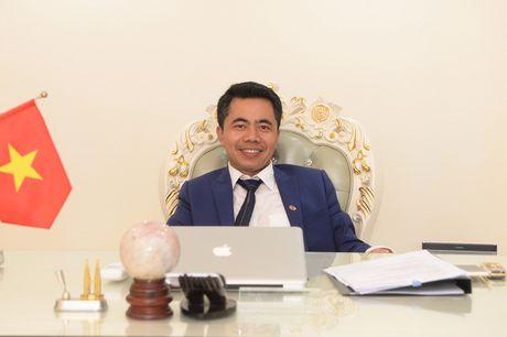 Ong Nguyen Hong Vinh- Chu tich HDQT Vinh Quang Group: Chung toi luon no luc vi mot thuong hieu cua niem tin - Anh 1