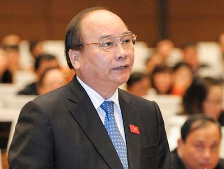 Thu tuong Chinh phu Nguyen Xuan Phuc tra loi chat van cua Dai bieu quoc hoi: Thang than, quyet liet giai quyet moi van de 'nong' - Anh 2