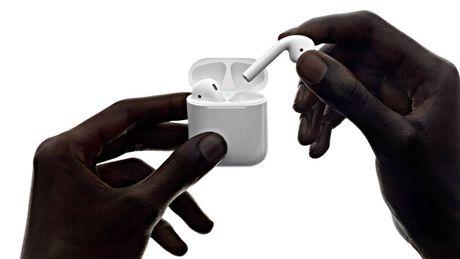 Apple mo ban tai nghe AirPods vao thang 12 - Anh 1