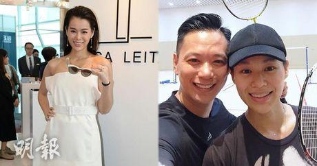 Ho Hanh Nhi cang thang khi thay phu nu khac mang thai - Anh 1