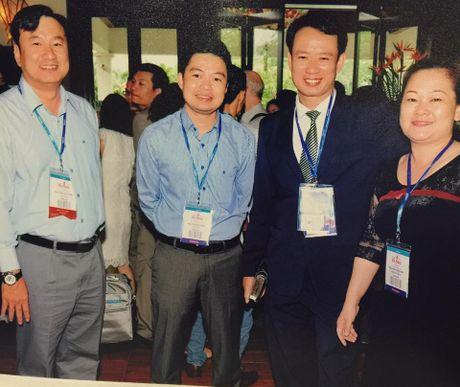Ong Nguyen Duy Tuan duoc bo nhiem lam Quyen Tong giam doc Lafooco - Anh 1