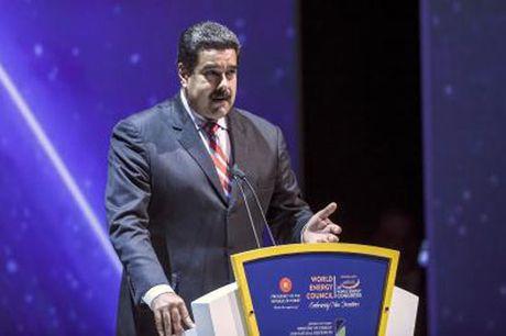 "Cac ""quan bai"" giup Tong thong Venezuela - Anh 1"