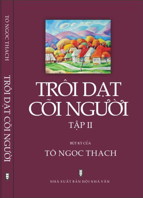 Cung nha van Ngoc Thach 'troi dat coi nguoi' - Anh 1