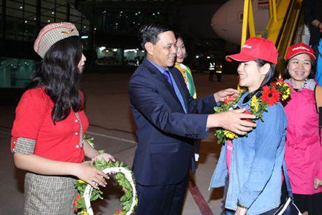 VietJet khai truong duong bay Hai Phong - Bangkok - Anh 1