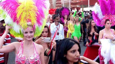 Dam cuoi 74 trieu USD cua con gai doanh nhan An Do - Anh 5