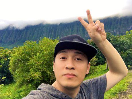 Vo Lam Truong mang bau 5 thang - Anh 2