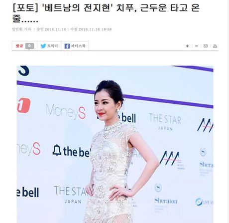 Chi Pu selfie cung EXO, noi bat ben dan sao khung - Anh 2