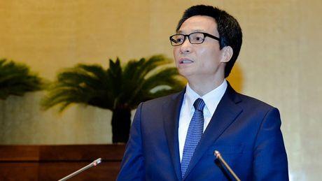 Triet ly giao duc Viet Nam qua phan tich cua Pho Thu tuong Vu Duc Dam - Anh 1