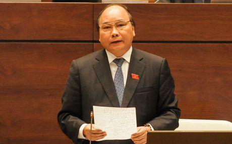 Thu tuong: 'Se loai bo can bo hu hong ra khoi bo may' - Anh 1