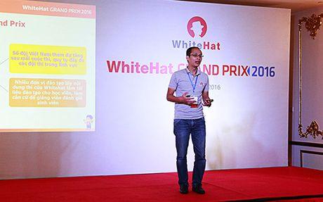 'Hacker mu trang' the gioi do tai an ninh mang tai Viet Nam - Anh 1