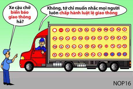 De xuat chon 'Ngay Bac tai Viet Nam' cho nhung nguoi lai xe - Anh 6
