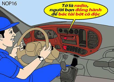 De xuat chon 'Ngay Bac tai Viet Nam' cho nhung nguoi lai xe - Anh 7