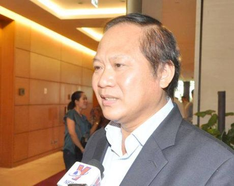 Bo truong Truong Minh Tuan: Tra loi chat van cua Thu tuong da di truc dien vao cac van de cua Chinh phu! - Anh 1