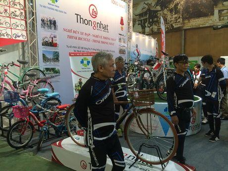 Khai mac Trien lam Vietnam Cycle 2016 - Anh 1