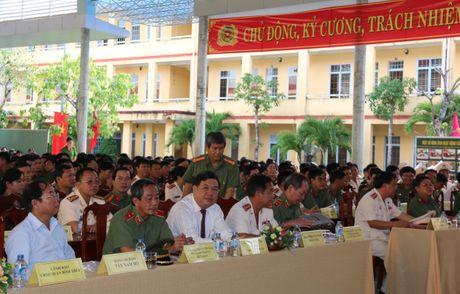 Truong Trung cap CSND III khai giang nam hoc moi - Anh 6