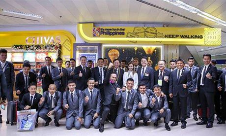 Tin nhanh AFF Cup: Vo dich, tuyen Thai Lan nhan 7 ty dong - Anh 1