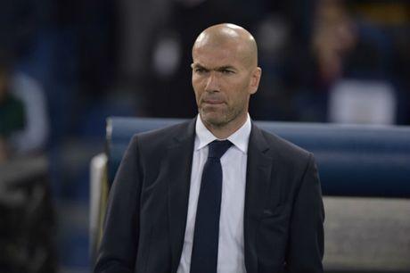 "Real vao tam bao: Zidane phai ""cung"" tay lai - Anh 1"