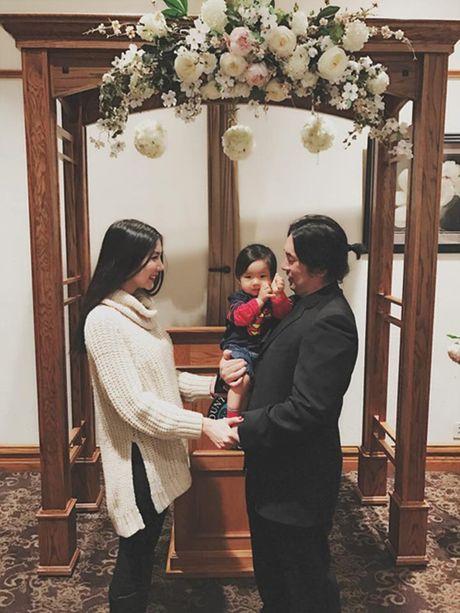 Tin giai tri ngay 17/11: Hai Bang mang thai voi chong cu Diep Bao Ngoc? - Anh 2