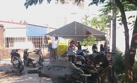 Hai Phong: Sat hai nguoi tinh roi dung dao tu sat - Anh 1