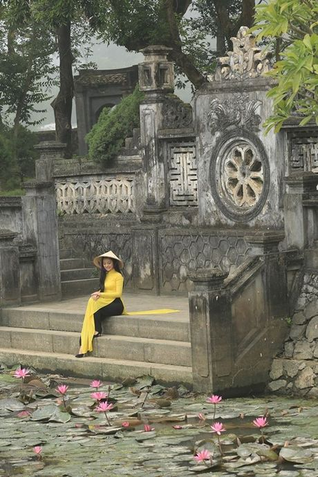 'Chi Ong Vang' Thuy Quynh dep nen na trong du an S-Viet Nam- Huong vi cuoc song - Anh 3