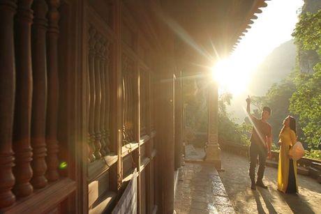 'Chi Ong Vang' Thuy Quynh dep nen na trong du an S-Viet Nam- Huong vi cuoc song - Anh 5