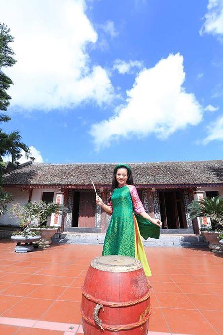 'Chi Ong Vang' Thuy Quynh dep nen na trong du an S-Viet Nam- Huong vi cuoc song - Anh 6