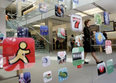 Apple go bo gan 50 nghin ung dung khoi App Store - Anh 1
