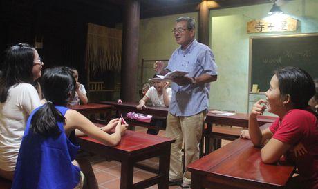 Giao thoa Viet - Nhat giua long Hoi An - Anh 1