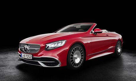 Can canh sieu pham Maybach S650 Cabriolet - Anh 1