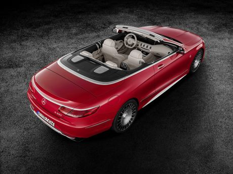 Can canh sieu pham Maybach S650 Cabriolet - Anh 2