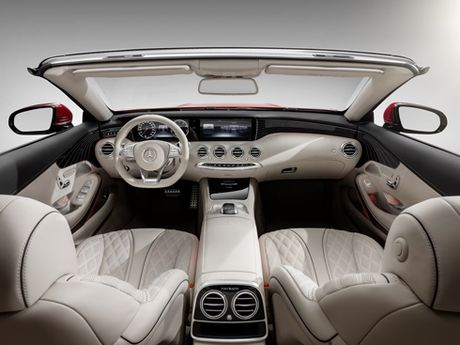 Can canh sieu pham Maybach S650 Cabriolet - Anh 6