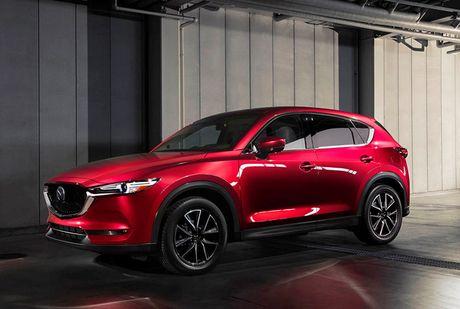 Ngam Mazda CX-5 2017 vua ra mat tai My - Anh 1