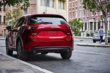 Ngam Mazda CX-5 2017 vua ra mat tai My - Anh 3