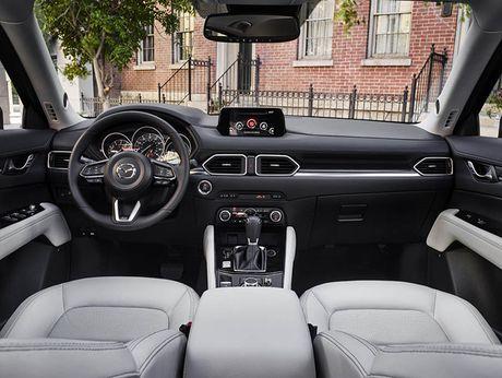 Ngam Mazda CX-5 2017 vua ra mat tai My - Anh 5