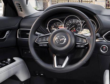 Ngam Mazda CX-5 2017 vua ra mat tai My - Anh 6