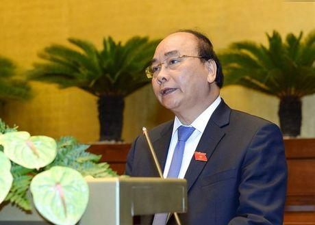 Thu tuong Nguyen Xuan Phuc: Xay dung van hoa tu chuc la can thiet - Anh 1