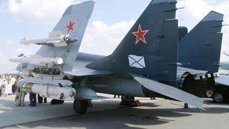 Nga se lam gi voi chiec may bay MiG-29K roi xuong bien? - Anh 3