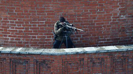 Moscow dien tap bao ve Dien Kremlin - Anh 1