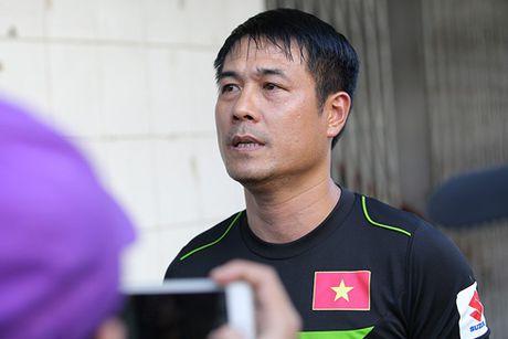 HLV doi tuyen Viet Nam Nguyen Huu Thang: 'Chung toi phai tinh tung tran' - Anh 1