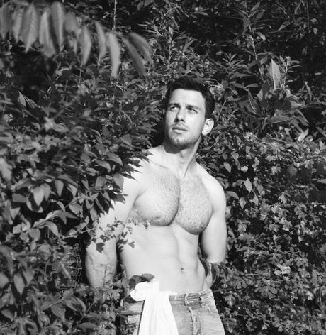 Khoanh khac cau hon ban trai cuc lang man cua Ricky Martin - Anh 5
