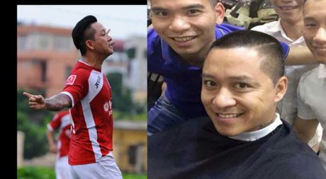 Ca si Tuan Hung hua se xuong toc neu tuyen Viet Nam doat Cup AFF - Anh 1