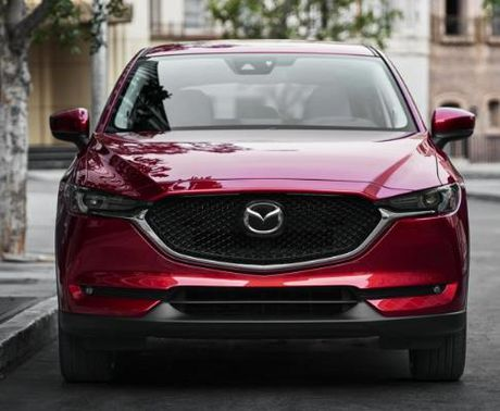 Mazda CX-5 2017: Thiet ke moi, dong co cu - Anh 2