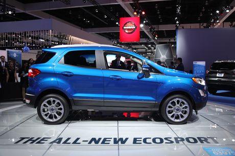 Ford EcoSport 2017 chinh thuc ra mat - Anh 4
